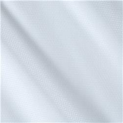Robert Kaufman White Shirt Silky Dobby Check White