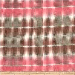 Ty Pennington Home Decor Sateen Fall 11 Plaid Brown