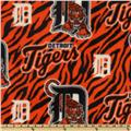 MLB Fleece Detroit Tigers Toss Blue/Orange