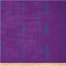 Alison Glass Handcrafted Batiks Chroma Pinpoint Violet