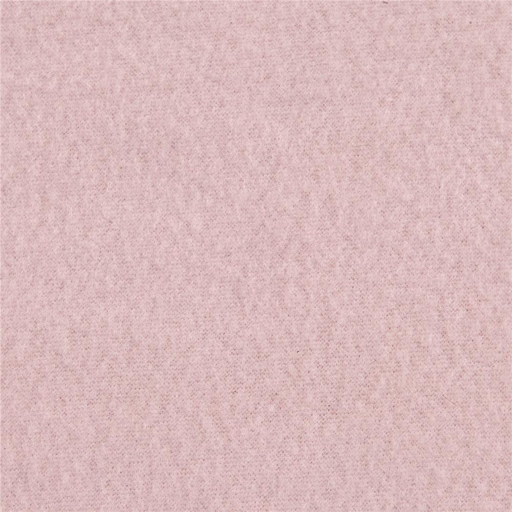 Solid Fleece Cotton Candy Pink