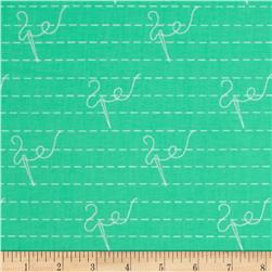 Snippits Needle & Thread Green