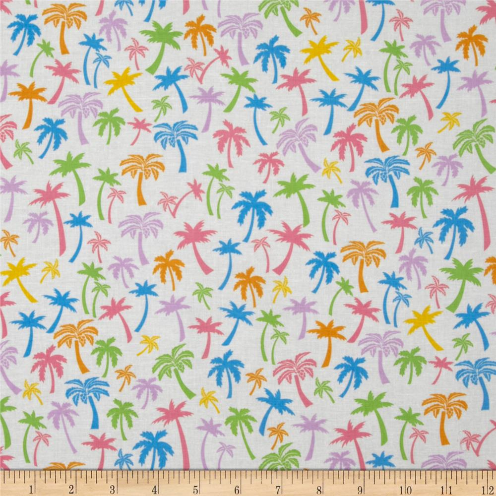 Flamingo Road Palm Tree Multi