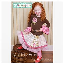 Bananafana Prairie Girl Pattern