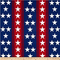 Quilts of Valor Star Stripe Patriotic