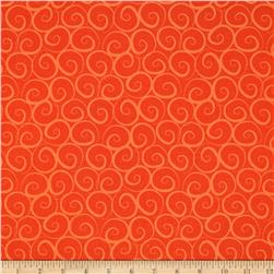 Boutique Brights Curlz Orange