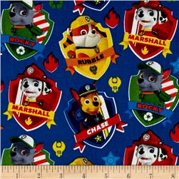 Nickelodeon Paw Patrol Badge Navy/Multi