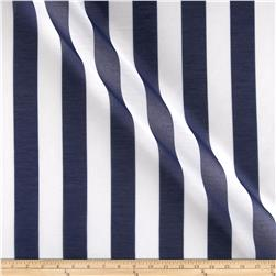 RCA Vertical Stripe Sheers Blue