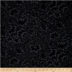 Moda Midnight Clear Jacobean Damask Midnight
