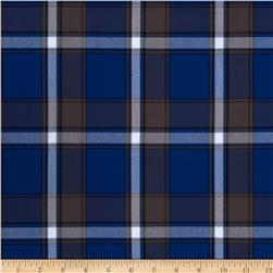 Uniform Plaid Blue/Grey