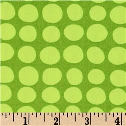 Amy Butler Love Sunspots Olive Fabric