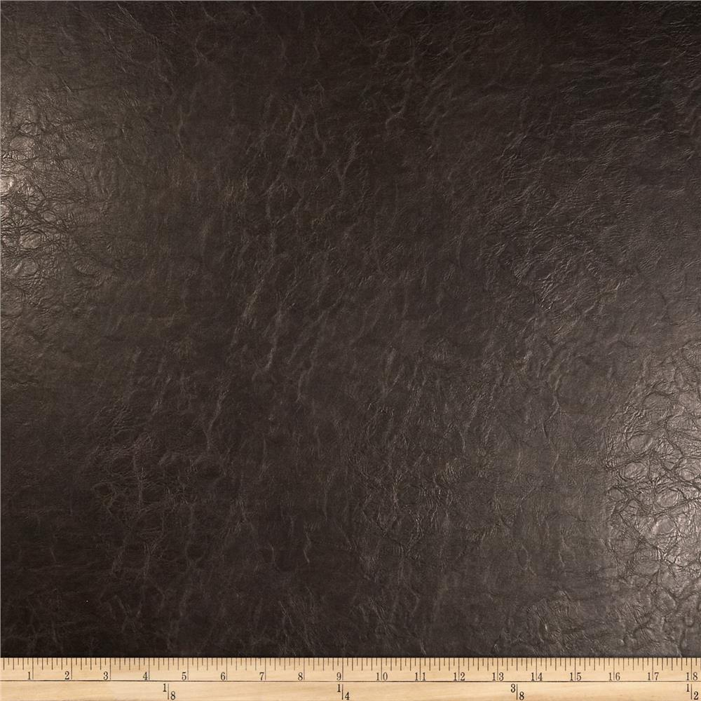 Richloom Faux Leather Distressed Schwimmer Espresso