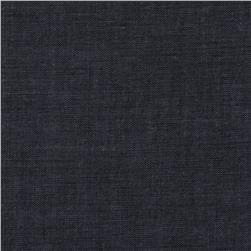 Kaufman Cotton Tencel Chambray 3 oz. Shirting Indigo
