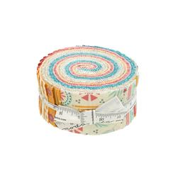 "Moda Bright Sun 2.5"" Jelly Roll"