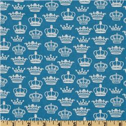 London Crowns Light Blue