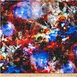 Cosmic Odyssey Digital Print Space Galaxy
