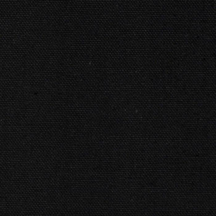 9 3 oz canvas duck black discount designer fabric for Black fabric