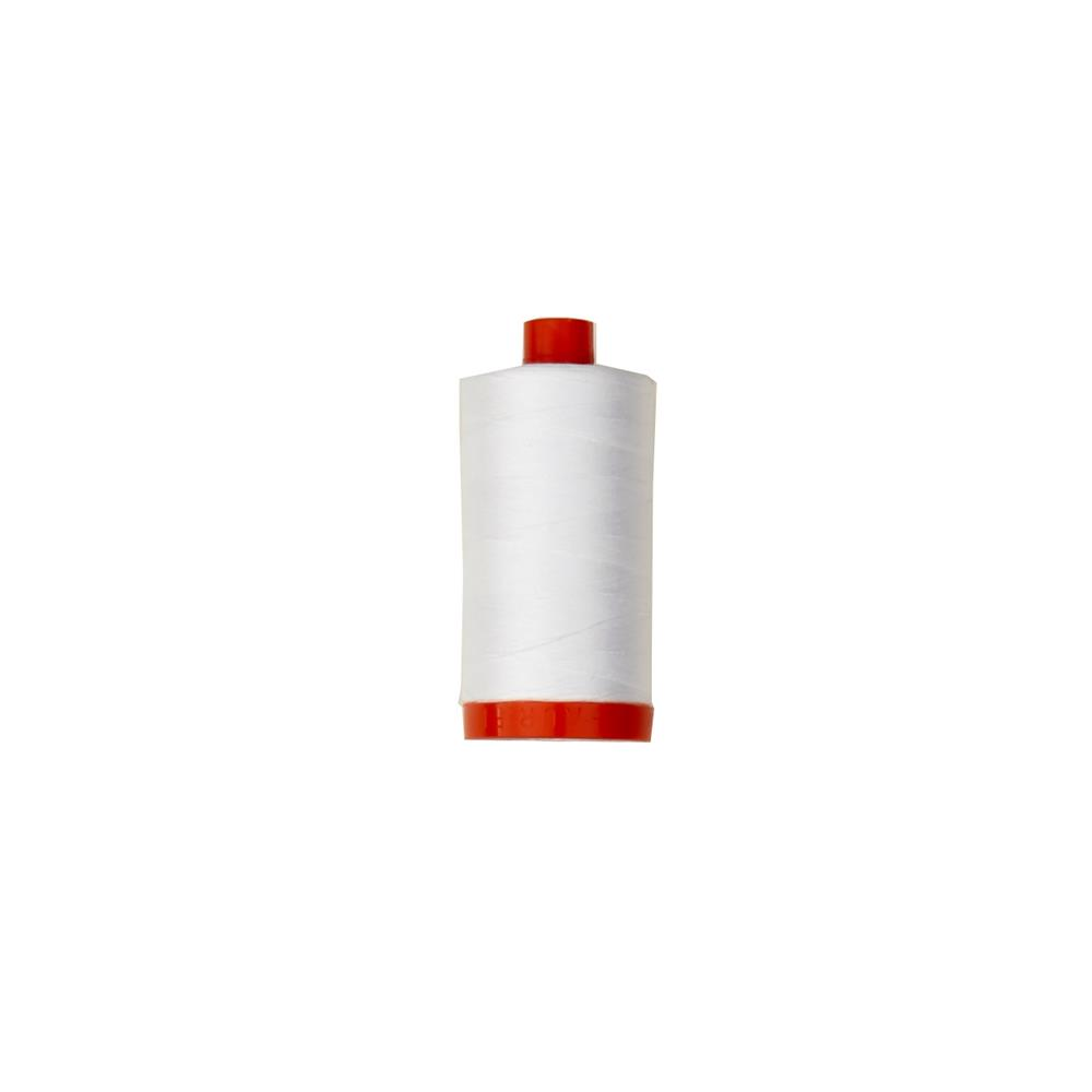 Aurifil Quilting Thread 50wt White