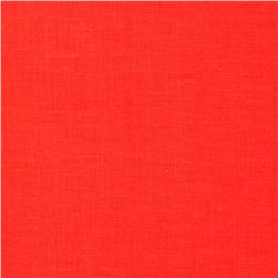 Designer Essentials Solid Broadcloth Sunset Fabric