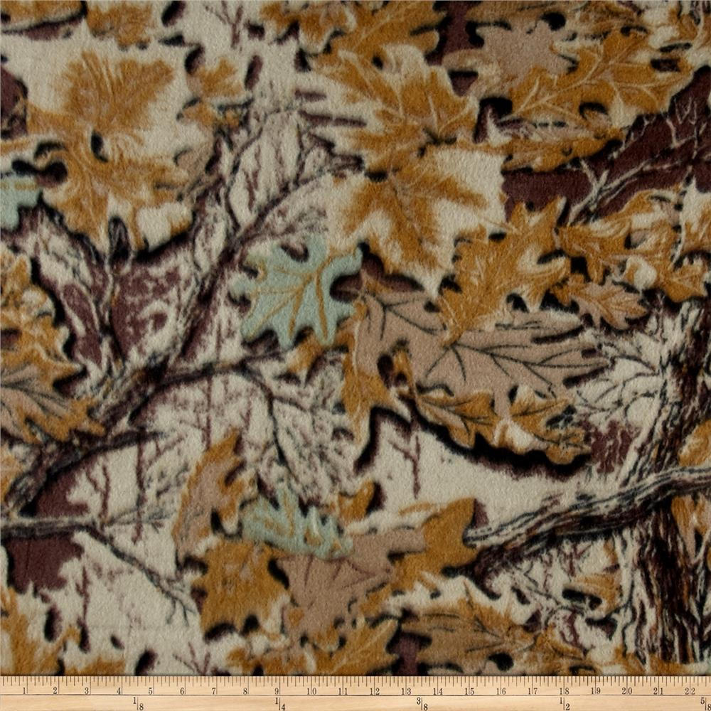 Camouflage Fleece Wildlife Tan