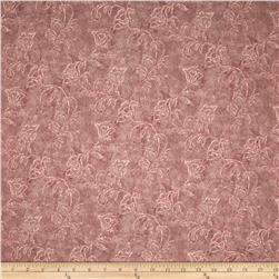 Jinny Beyer Palette Ghost Flower Petal Pink Fabric