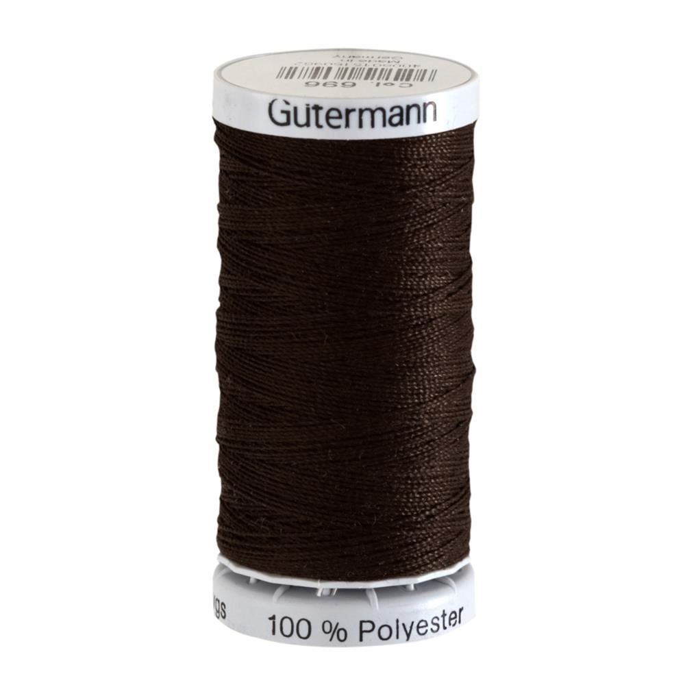 Gutermann Thread Extra Strong 110yd - Walnut