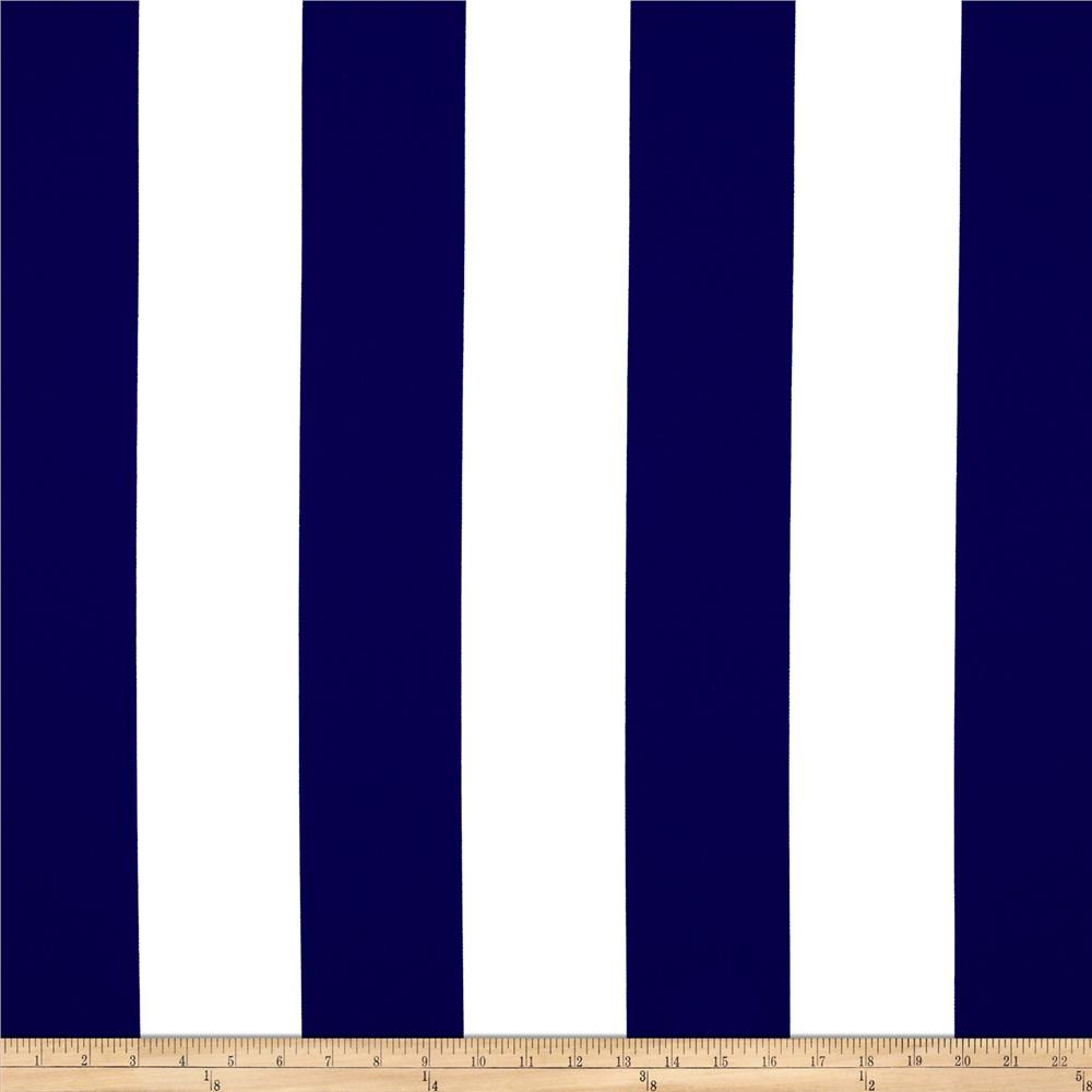 RCA Uno Vertical Stripe Navy