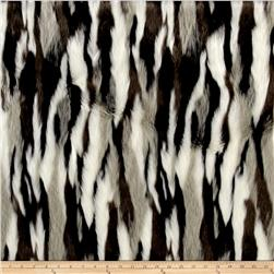 Luxury Faux Fur Himalaya Stone