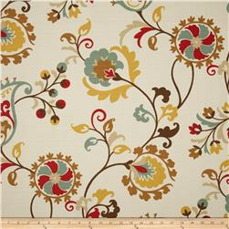 Swavelle/Mill Creek Loretto Floral Eggshell