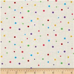 Anybody Can Sew Dots Cream