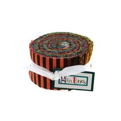 Michael Miller Gemtones Jelly Roll Multi