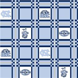 Collegiate Tailgate Vinyl Tablecloth University of North Carolina