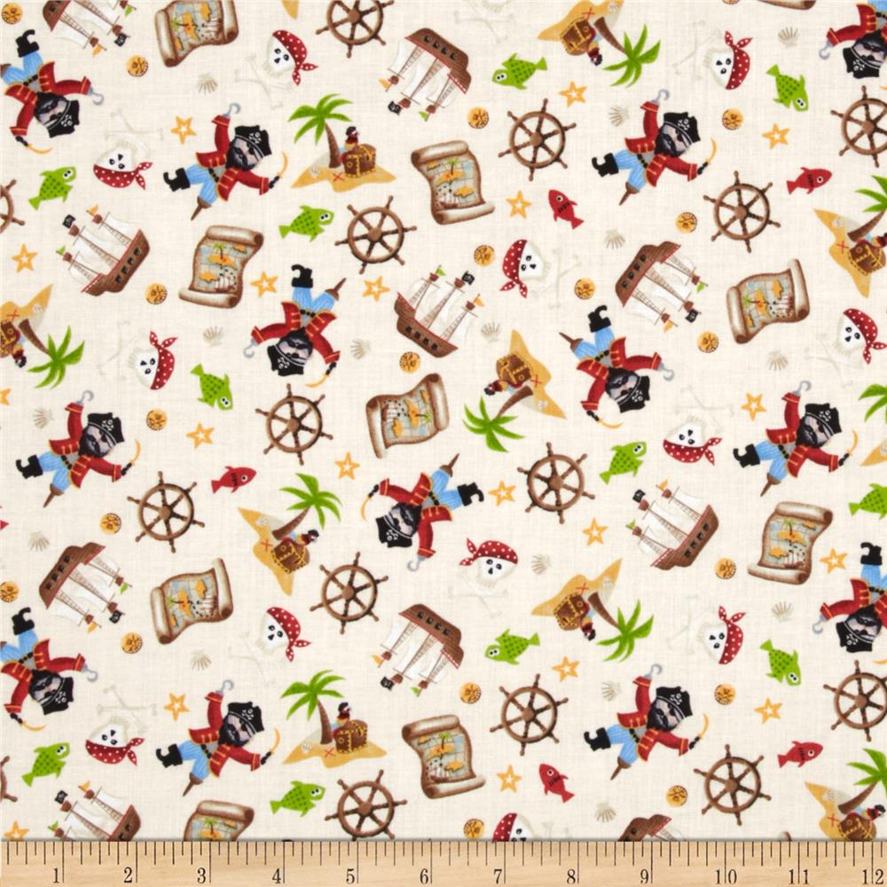 Pirates Pirate Scatter Cream