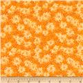 Pookie Luna Packed Floral Orange