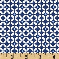 Baby Boutique Diamond Geo Navy/Blue