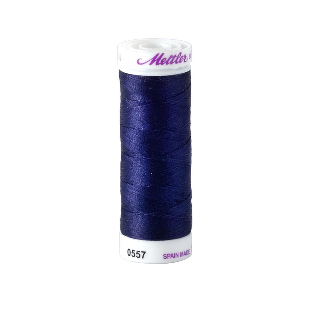 Mettler Cotton All Purpose Thread Dark Indigo