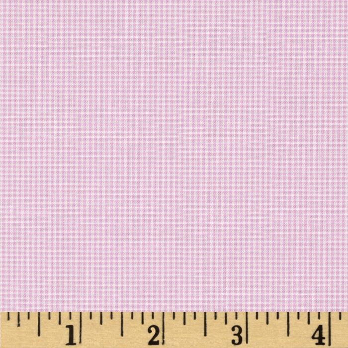 "Imperial 1/32"" Micro Check Lilac"