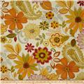 Swavelle/Mill Creek Indoor/Outdoor Gaya Floral Corona