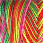 Red Heart Super Saver Day Glow Yarn