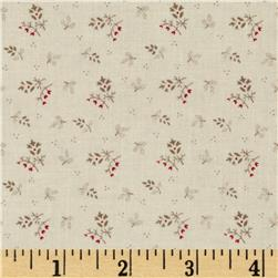 Scrap Happy Vintage Ditsy Creme