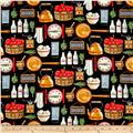 Farm To Table Kitchen Elements Black