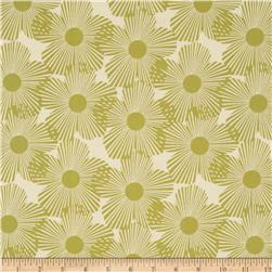 Styl Mod Large Flowers Cream/Green