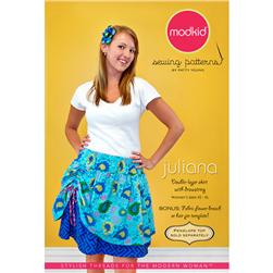 Modkid Juliana Skirt Misses Pattern