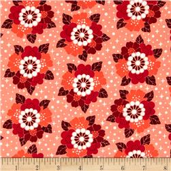 Robert Kaufman Rhoda Ruth Large Flowers Petal