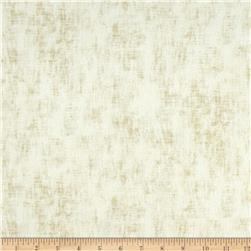 Timeless Treasures Flannel Studio Texture Ivory