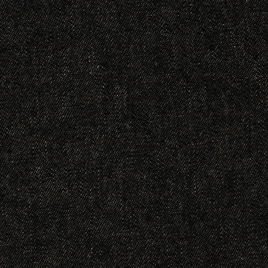 Kaufman Denim 6.5 oz. Black Washed Fabric