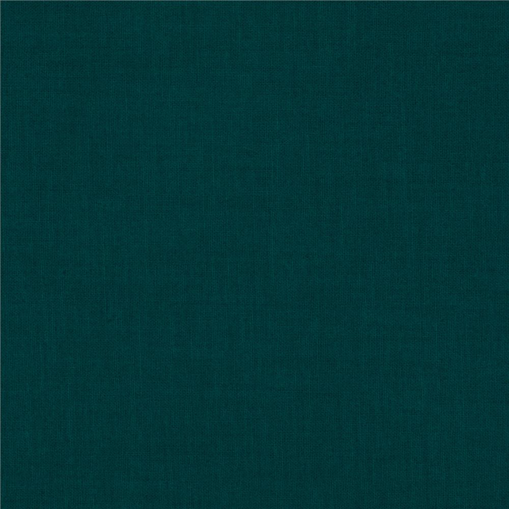 Michael Miller Cotton Couture Broadcloth Teal