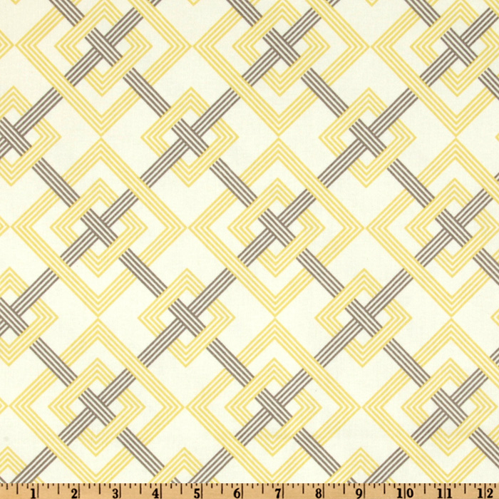 Waverly Square Root Sterling Fabric