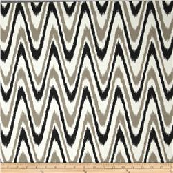 Swavelle/Mill Creek Indoor/Outdoor Jiggly Raven Fabric