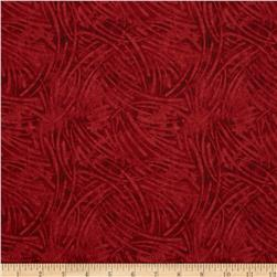 "108"" Wide Essentials Quilt Backing Chopsticks Red"